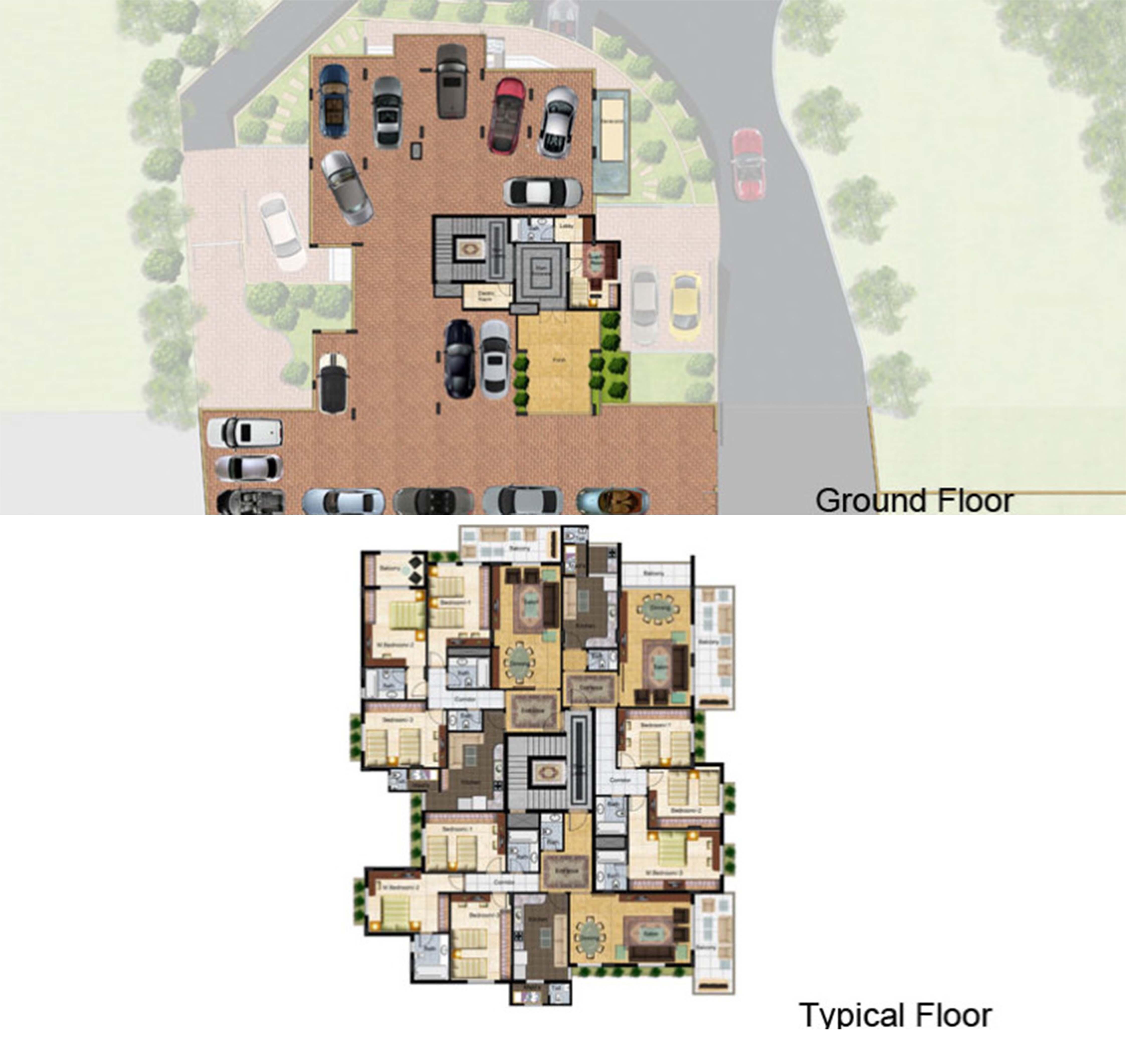 Aramoun Residence
